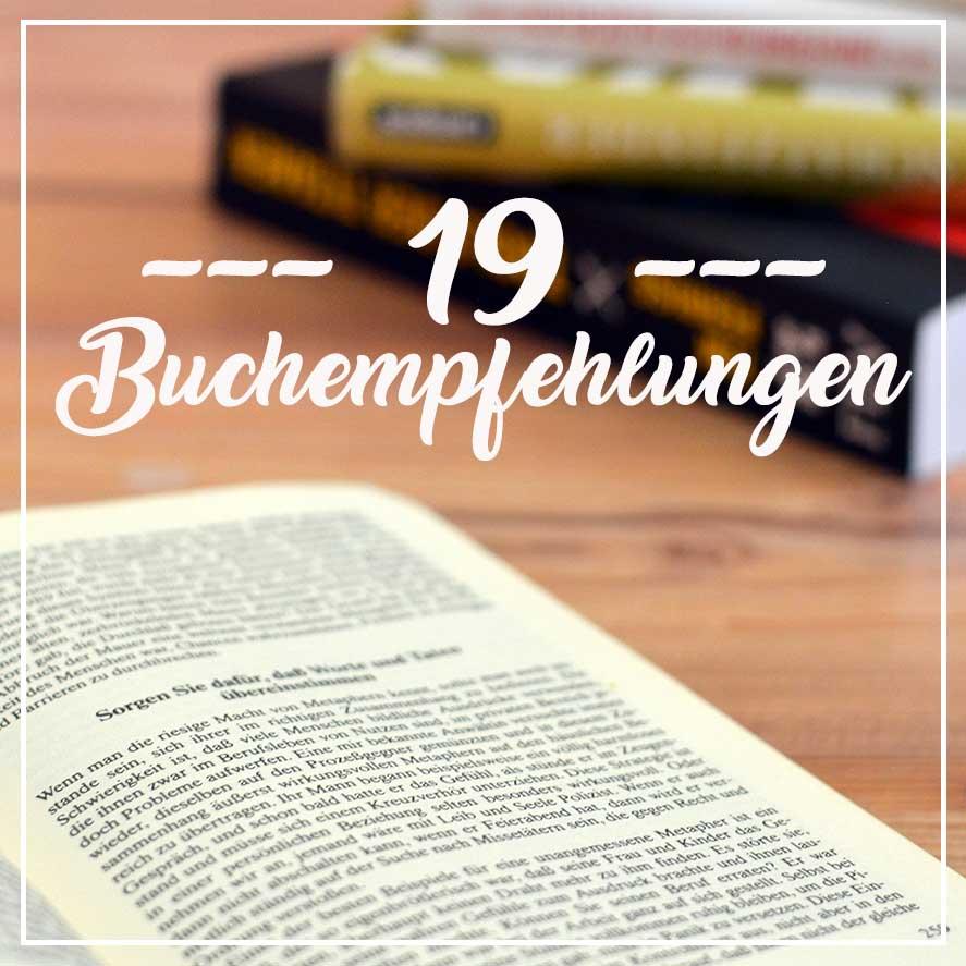 Lieblingsbücher Thomas Gamsjäger